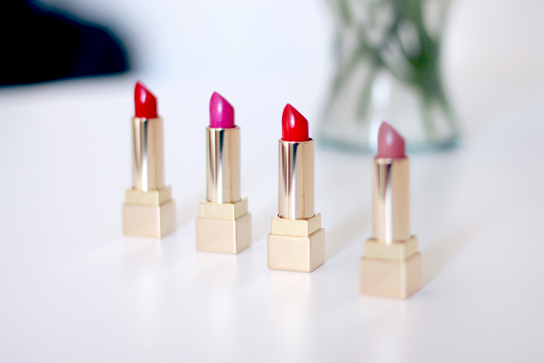 the four icons ysl beauté rouge pur couture lipstick lippenstift rot yves saint laurent gewinnspiel gewinne win icons cats & dogs blog ricarda schernus fashion blogger germany düsseldorf hannover berlin 1