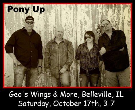Pony Up 10-17-15
