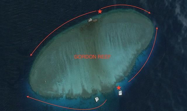 Wed, 09/30/2015 - 03:48 - GORDON REEF