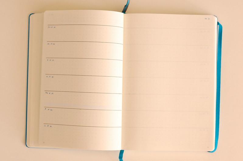 November personal weekly tasks week 3