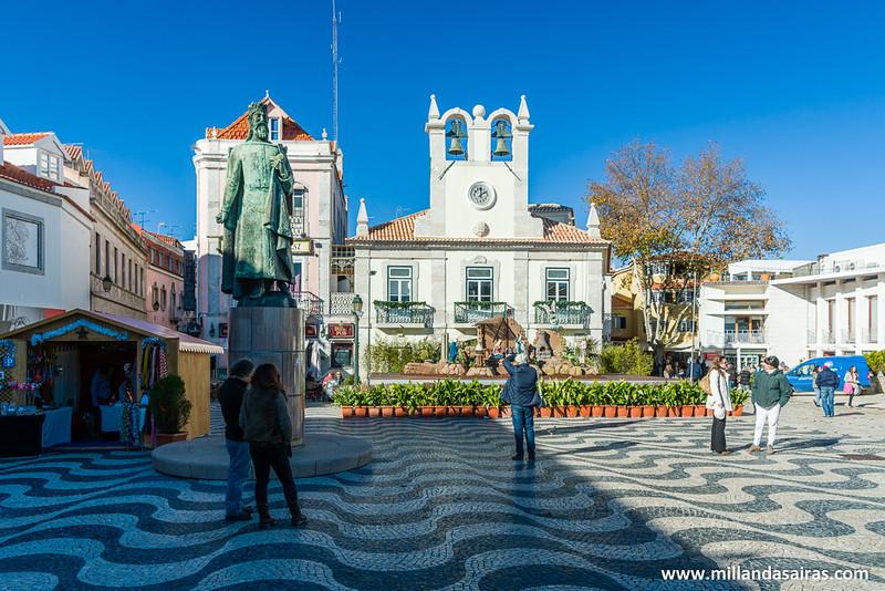 Ayuntamiento y Plaza 5 de Outubro