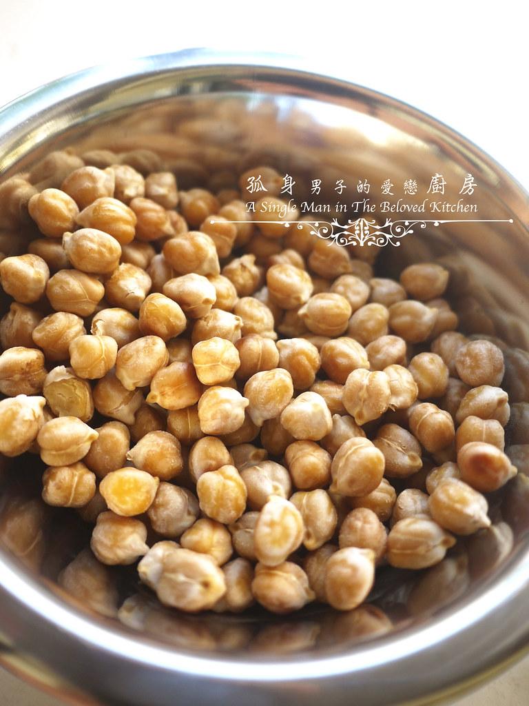 孤身廚房-香料煙燻鹽烤鷹嘴豆4
