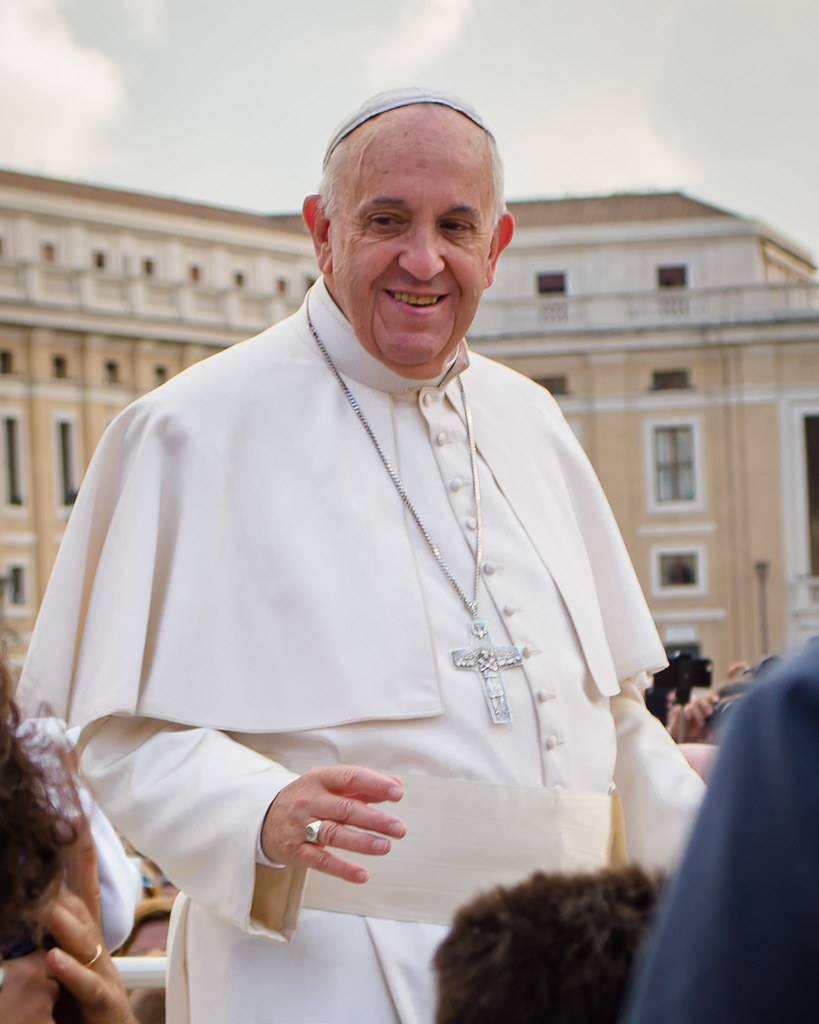Papal audience, Oct 7 2015