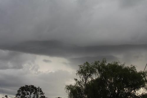 IMG 0161 Lenticular cloud forming