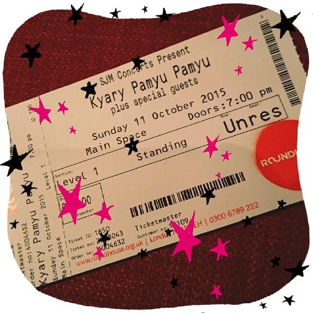 Kyary Pamyu Pamyu live at the Roundhouse, Camden