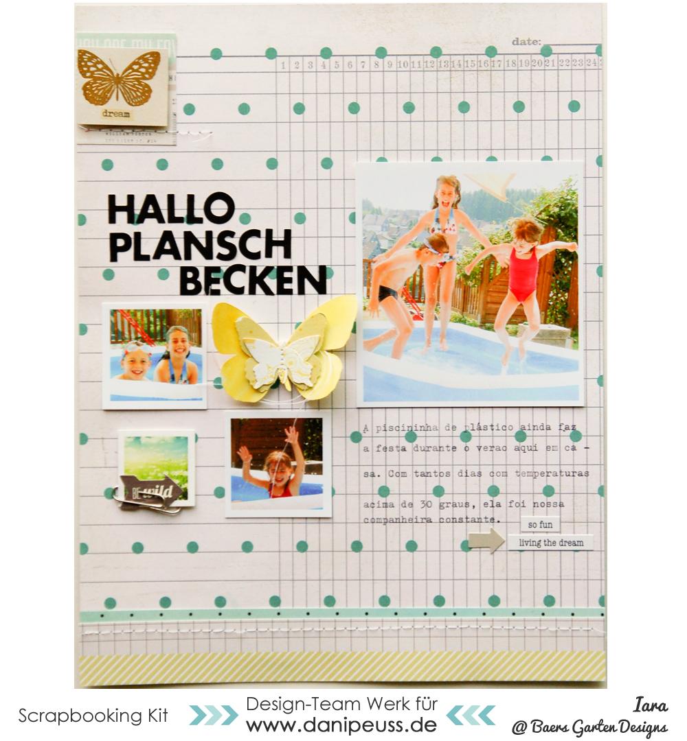 Hallo Planschbecken