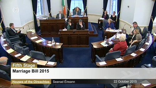 Marriage Bill passes all stages in the Oireachtas