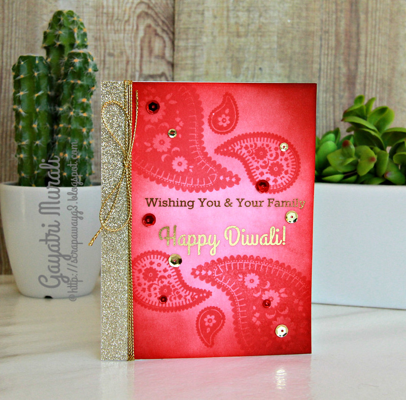 Happy Diwali card #1