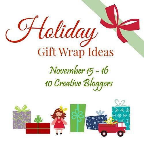Holiday Gift Wrap Ideas - Housepitality Designs