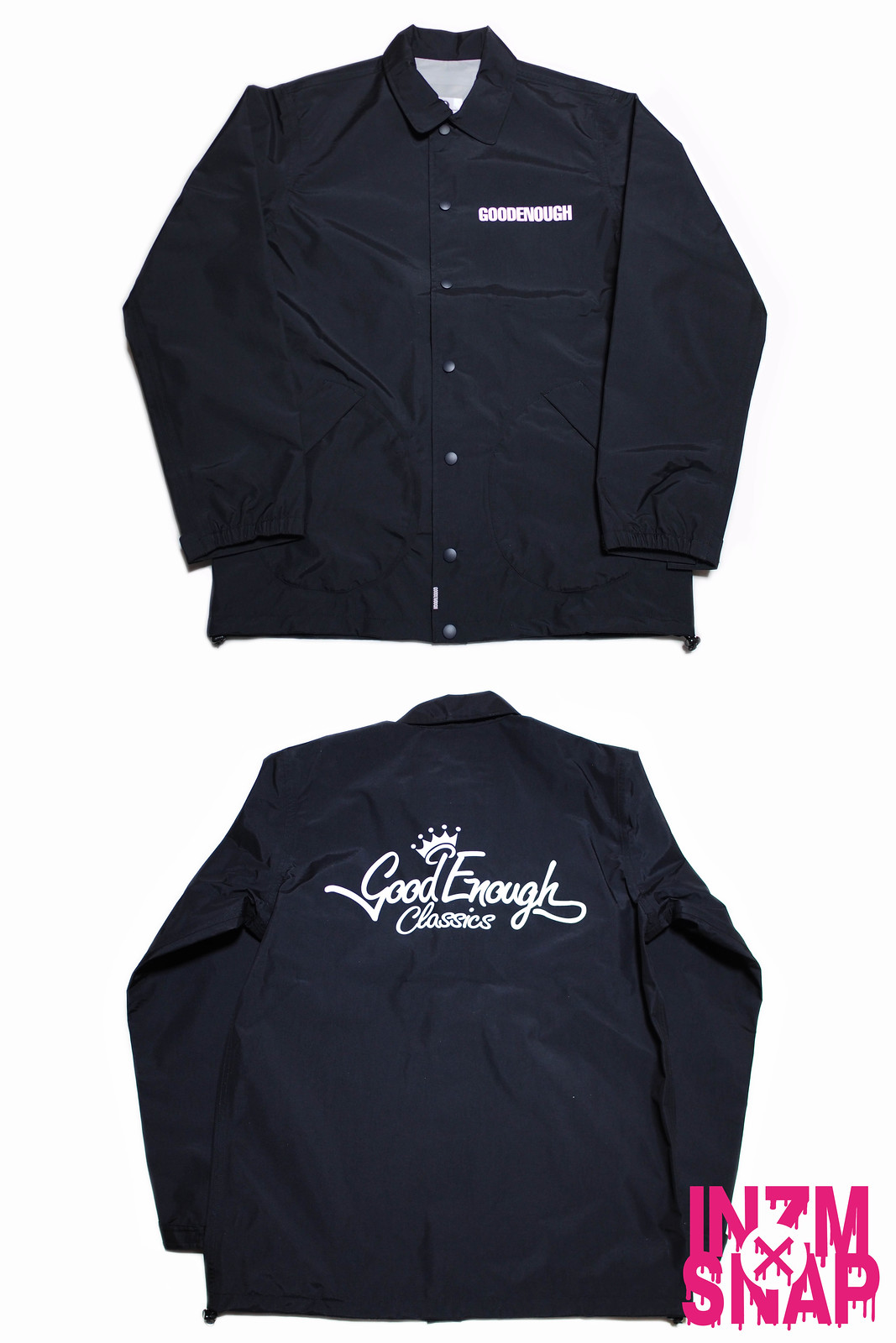 GOODENOUGH | Classics RAINY COACH JACKET