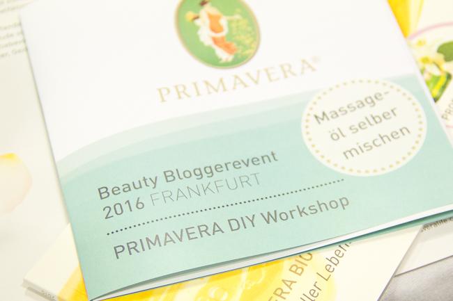 Beautypress Bloggerevent Primavera
