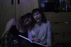Jenny & Allie