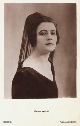 Maria Widal