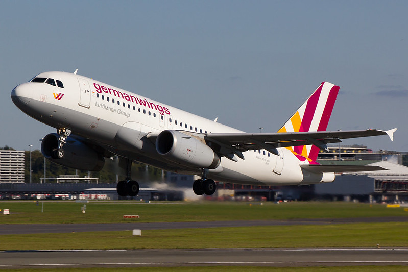 Germanwings - A319 - D-AGWX (1)