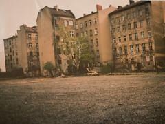 Berlin, Alte Schönhauser Straße from Weinmeisterstraße, 1993