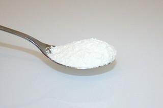 06 - Zutat Mehl / Ingredient flour