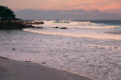 Frank Lloyd Wright House/Carmel Beach