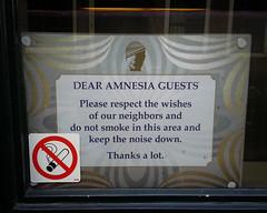 Amnesia Coffeeshop