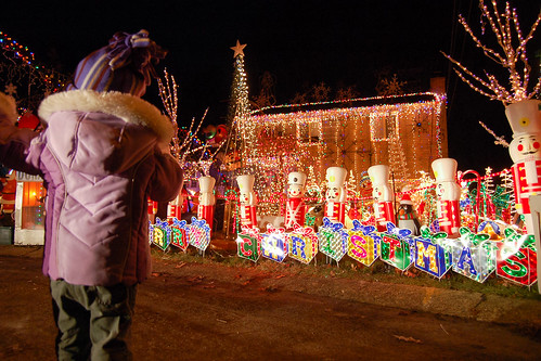 Crazy Lights House