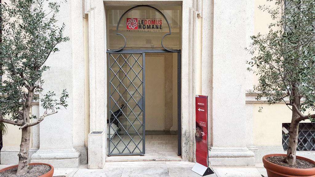 Le Domus Romane - di Palazzo Valentini