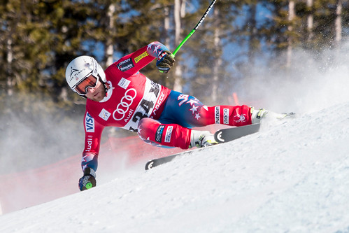 Andrew Weibrecht at Beaver Creek 2015