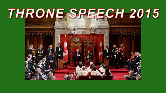 Throne-speech