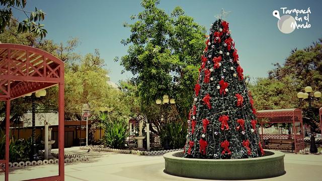 La Navidad en Tarapacá