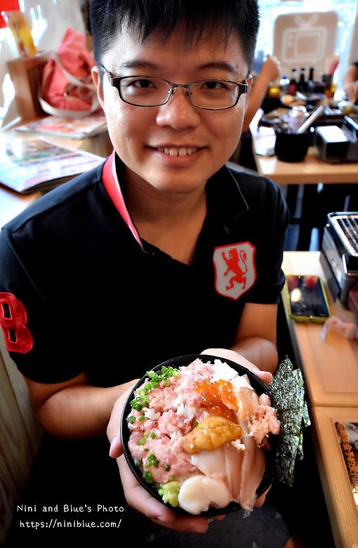 日本沖繩美食北海道魚萬15
