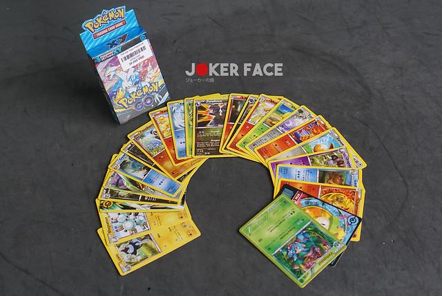 Bộ bài Pokemon XY