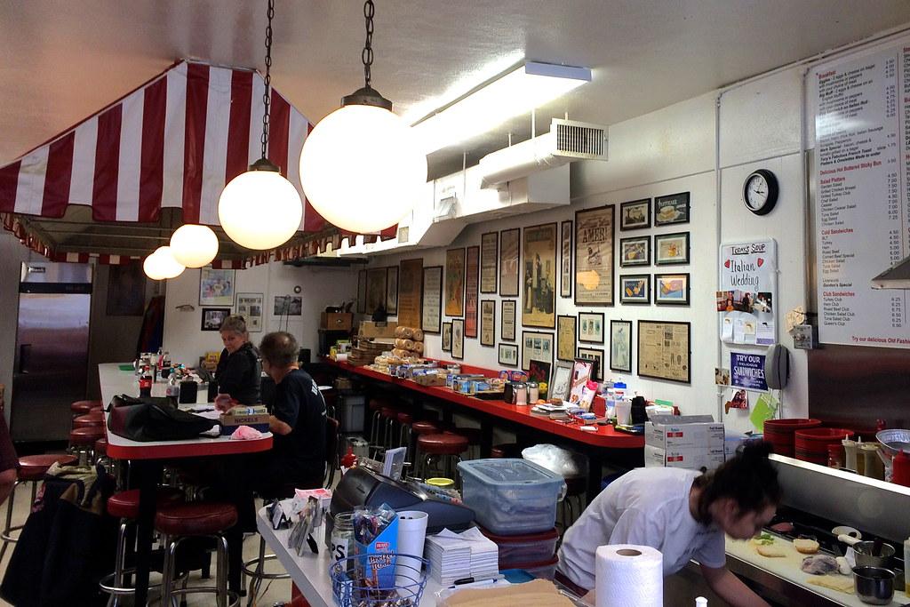 The Hungry A - Springfield PA Pennsylvania - Retro Roadmap