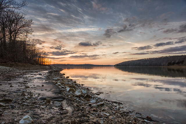 Patoka Lake Sunset, RICOH PENTAX K-3, HD PENTAX-DA 15mm F4 ED AL Limited