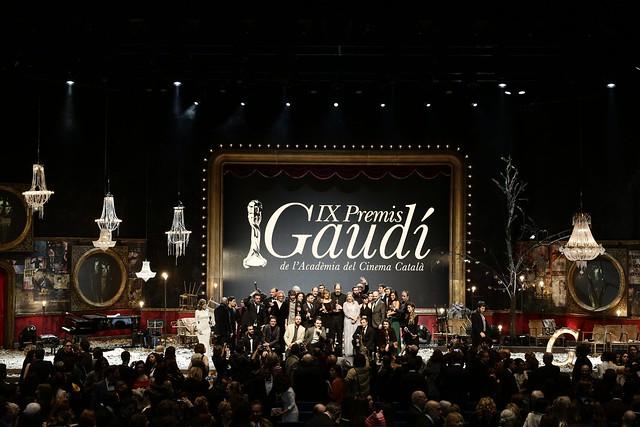 Gala dels IX Premis Gaudí