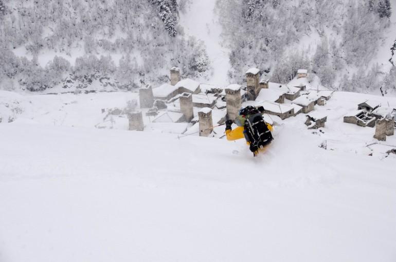 Tetnuldi ve Svanetii