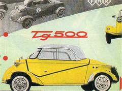 F.M.R. TG500 (1958-61)