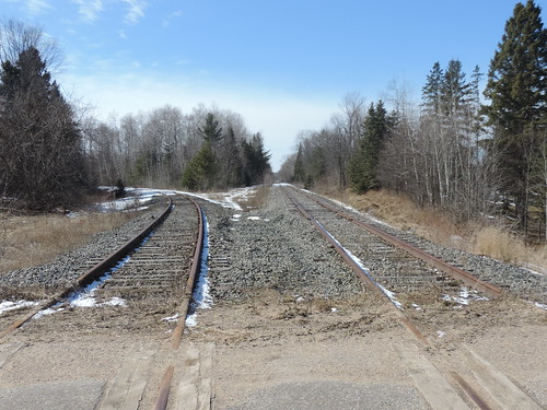 North-South Meets East-West On The Soo Line