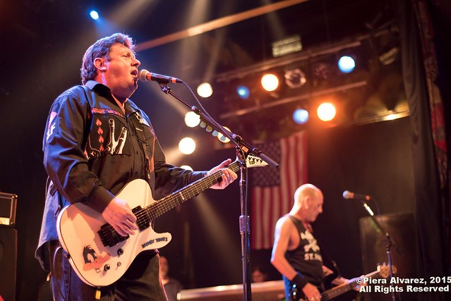 Beat Review:  Stiff Little Fingers @ House of Blues Sunset 7/31/15