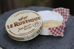 Le Rustique (camembert) - Photo of Lignières-la-Carelle