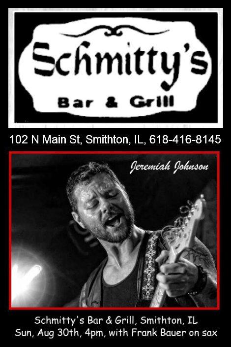 Schmitty's Bar & Grill 8-30-15