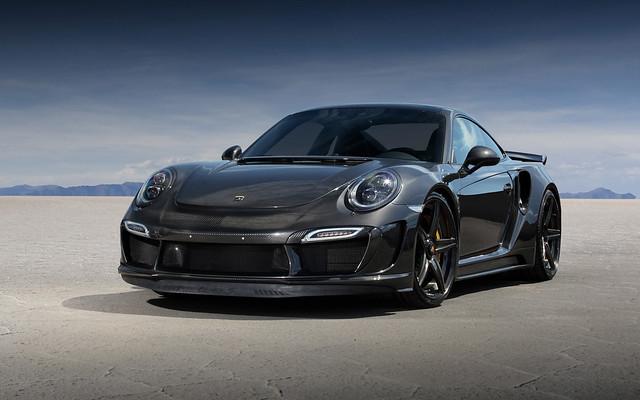 2015 TopCar Porsche 991 Stinger GTR Carbon Edition
