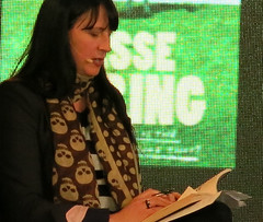 Rachael King, WORD Christchurch literary director