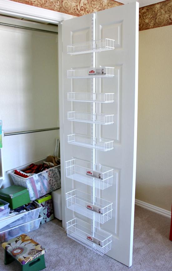 Hi Sugarplum | Organized Craft Supplies & Gift Wrap