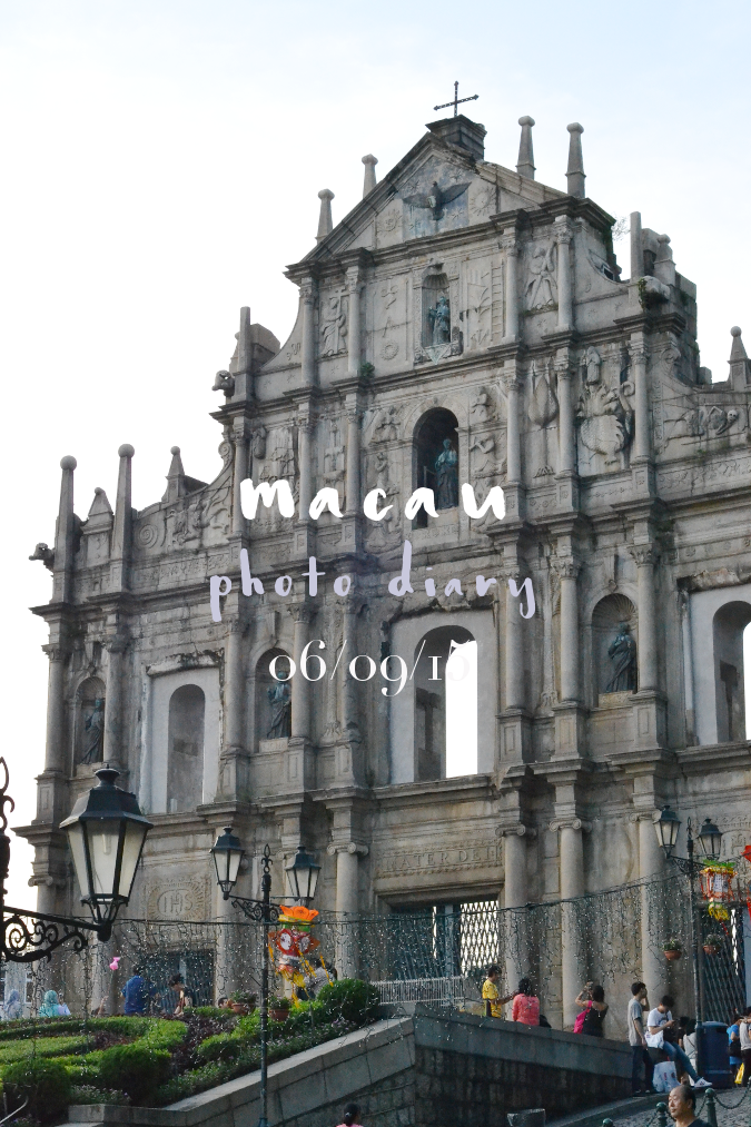 Daisybutter - Hong Kong Fashion and Lifestyle Blog: Macau photo diary