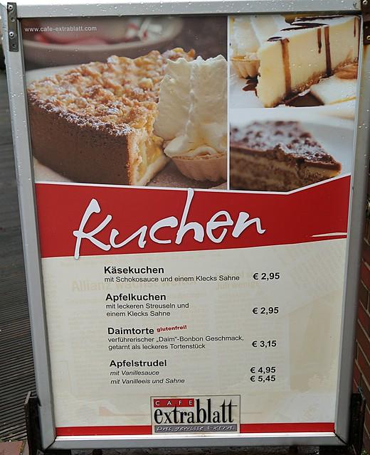 extrablatt Kuchen