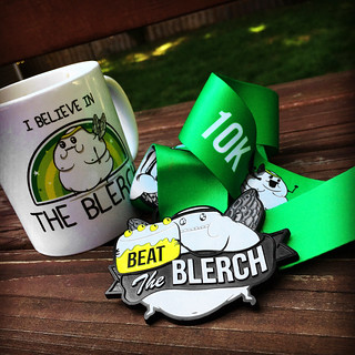 Beat the Blerch