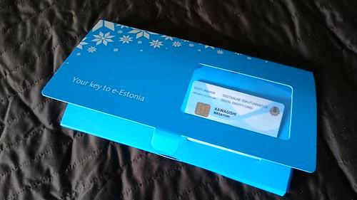 e-Residency Card kit