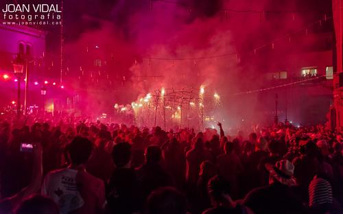 Escaldàrium, la festa del foc i l'aigua