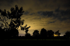 Cloudy Night - Photo of Clavé