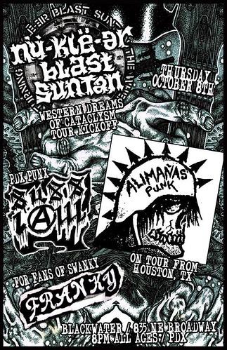 10/8/15 NukleerBlastSuntan/Alimanas/SussLaw/Franky