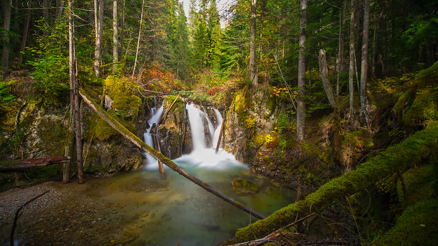 Fir Falls, Craigellache BC
