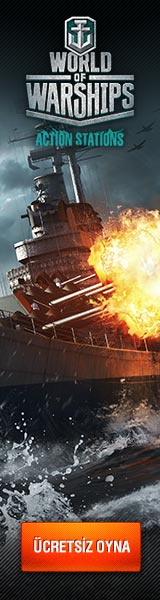 World of Warships Kayıt